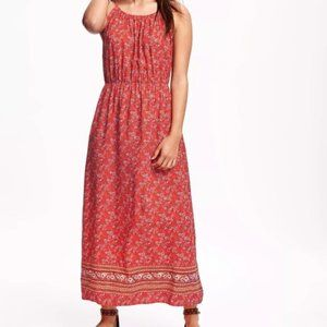MOVING SALE! Old Navy floral maxi dress